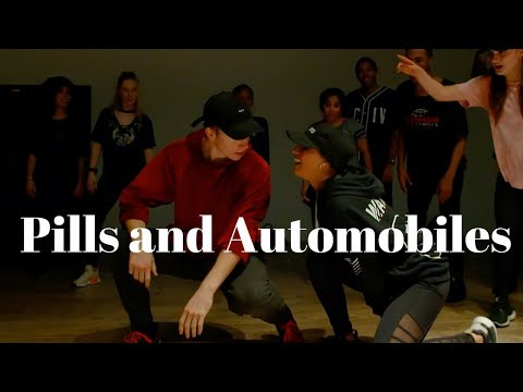Pills and Automobiles- Chris Brown- DANCE VIDEO  @DanaAlexaNY Choreography