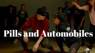Pills and Automobiles- Chris Brown- DANCE VIDEO| @DanaAlexaNY Choreography