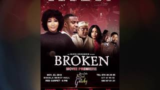 Broken Movie Premiere