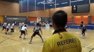 2016全港閃避球錦標賽男子高中組(準決賽) 赤誠體育對保良