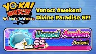 Yo-kai Watch Wibble Wobble - Venoct Awoken and Dame Dredful!