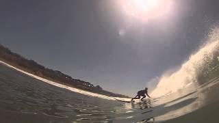 surfing in san simeon
