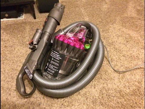 Dyson dc22 motorhead canister vacuum турбощетка dyson