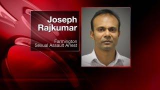 Sex assault arrest of Miss Porter's school teacher