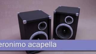 BA Production - Mic Geronimo acapella