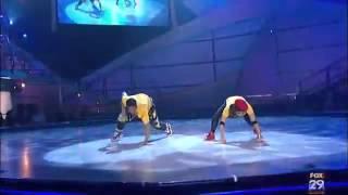 hip hop dance push it