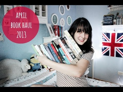Book Haul: Abril 2013