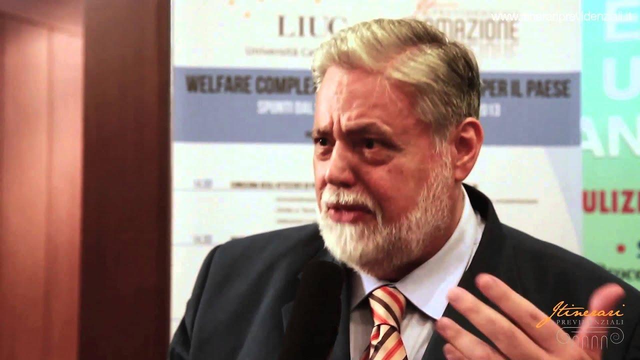 Intervista dott. Tarelli - Covip - Convegno ITPFormazione - 15 Luglio 2013