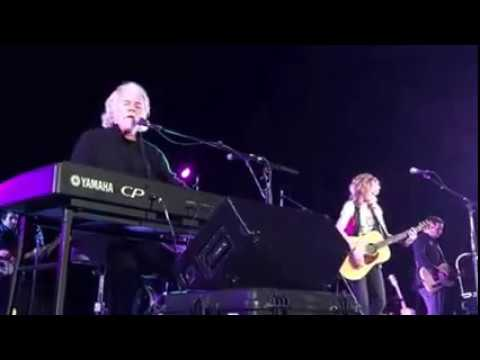 Wild Horses Chuck Leavell and Michelle Malone (Rolling Stones Cover) [VIDEO]