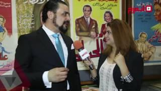 اتفرج | رسالة حب من مجدي كامل لمها أحمد في عيد ميلادها