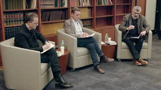 Columbia Fireside Chat with Antoine Garapon and Jean Lassègue: Justice in the Digital Age