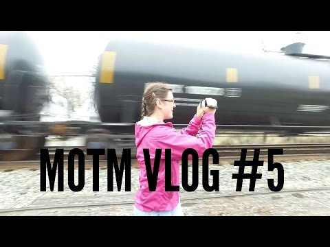WV Trains, Traveling to Virginia and John Henry | MOTM VLOG #5
