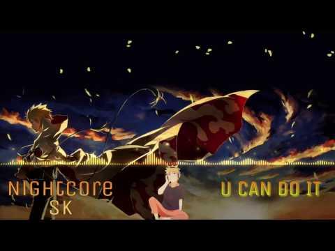 Nightcore Domino - U CAN DO IT