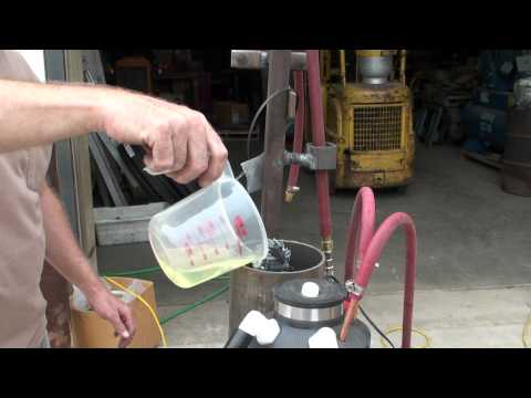 Gasoline Vapor Carburetor #3 With Ultrasonic & Radiator Heat
