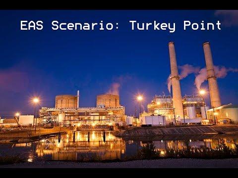 EAS scenario: Turkey Point