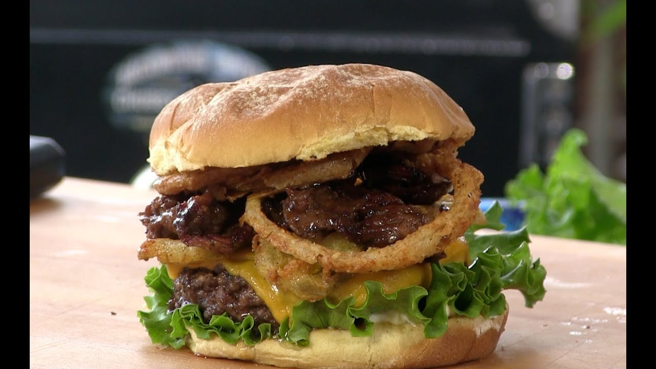 Tongue n Cheek Cheeseburger Recipe!