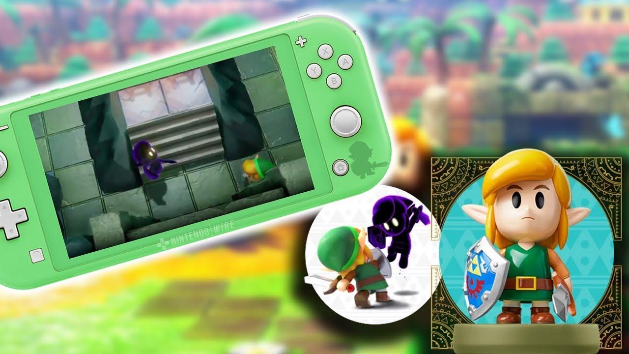 Δείτε τον Shadow Link εν δράσει με το Link Awakening amiibo