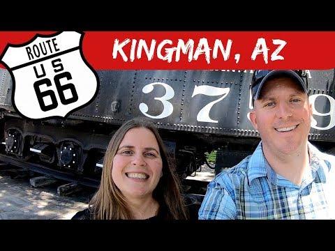 Historic Route 66 - Kingman Arizona
