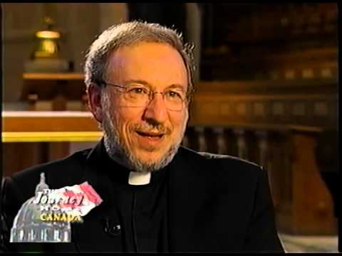 Fr. Peter Sabbath: A Jewish Convert Who Became A Catholic Priest - The Journey Home   (09-06-2004)