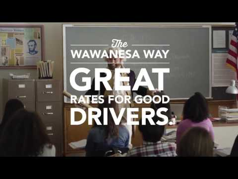 Wawanesa Insurance - Great Rates for Good Drivers