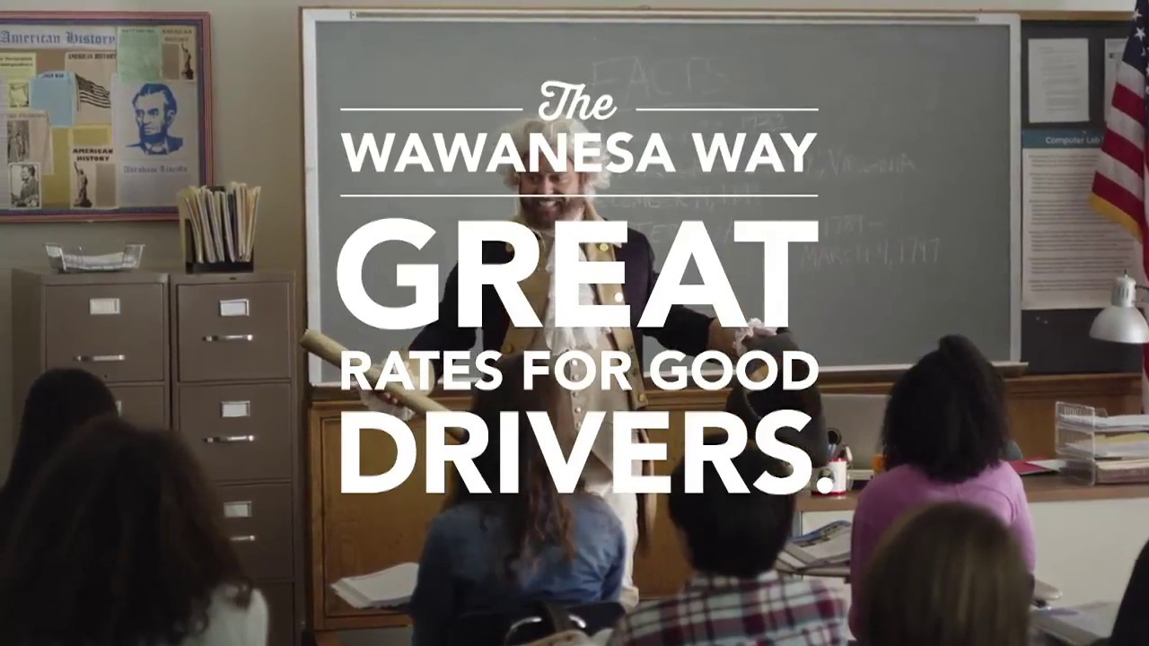 Wawanesa Insurance US: Great Rates for Good Drivers - YouTube