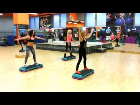TBW (Total Body Workout) - интервальная тренировка.