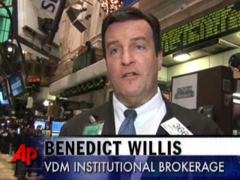 Dec. 5. Wall Street Rises on Bad Jobs Data