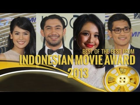Indonesian Movie Awards 2013 : Best Of The Best From IMA 2013