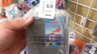 Okchief420 Video Game Hunting EP. 102 MEGA Find @Savers(I visit a local Savers in Austin, TX and I find some pretty sweet games for the NES! To buy a Okchief420 T-Shirt just click on the link below ..., 2014-05-06T15:54:16.000Z)