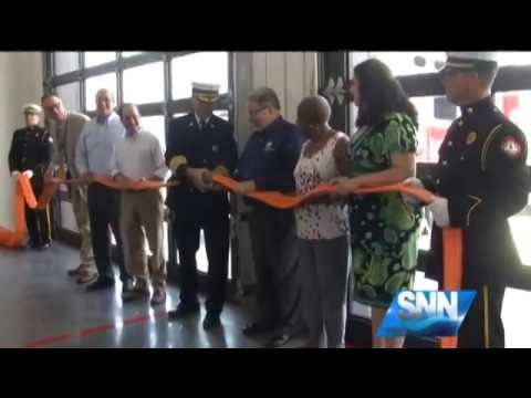 SNN: Grand Opening of Fire Station 12 on Bee Ridge Road