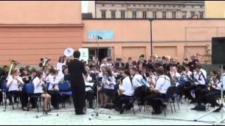 Slavnost a pochod dechové hudby Jihlava