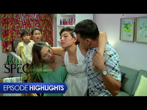 My Special Tatay: The tipsy bride | Episode 63