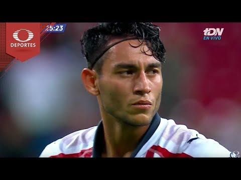 Gol de Sandoval | Chivas 1 - 0 Monarcas | Copa Mx J-2 | Televisa Deportes