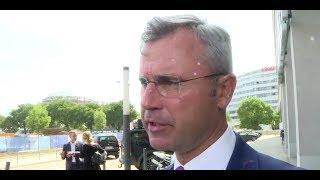 FPÖ: Doppel-Spitze präsentiert Bundesliste