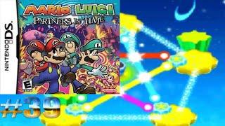 Puzzle estelar/Mario y Luigi: Compañeros en el Tiempo #39
