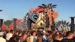 Darude - Sandstorm (Sub Sonik Remix) @ DEFQON.1 FESTIVAL 2016.
