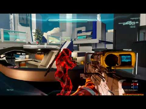 Halo 5 Social Arena & Firefight
