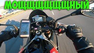 Поменял Kawasaki на Априлию | Aprilia Tuono V4 1100 RR, мощный городской мотоцикл