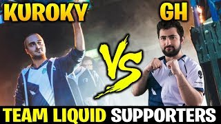 Kuroky vs Gh - Team LIQUID's Supporter Civil War