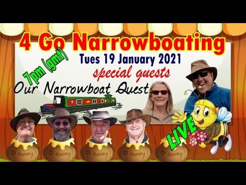 4 Go Narrowboating