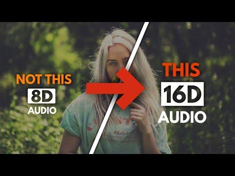 Billie Eilish - COPYCAT (16D Audio)