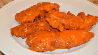 Boneless Buffalo Wings - Easy, Fast, Delicious!