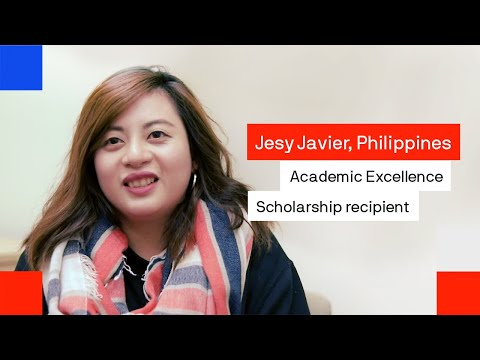 UTS International: Academic Excellence Scholarship recipient – Jesy Javier, Philippines