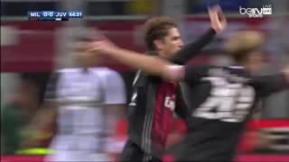vuclip اهداف مباراة ميلان ويوفنتوس 0-1 ( 22-10-2016 ) تعليق رؤوف خليف