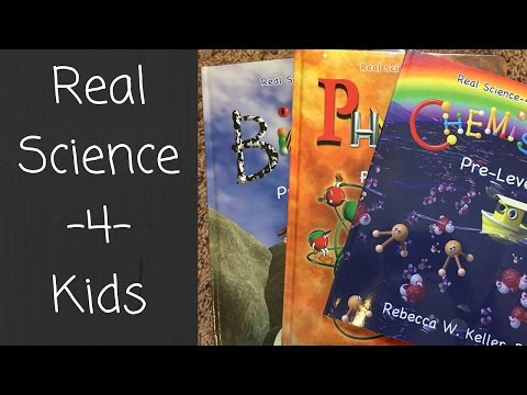 Real Science 4 Kids | Early Science Review