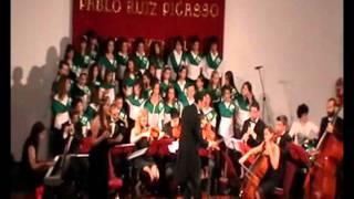 Mary Poppins & Sonrisas y Lágrimas. -Selección- Coro El Pinillo (Torremolinos) 10/11