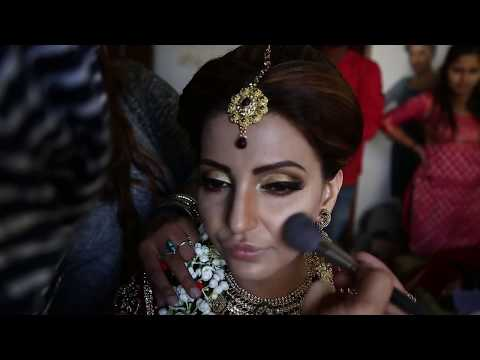 "NAVINA BOLE""s wedding fera makeup looks / celebrity wedding /bridal"