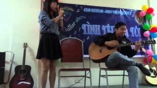 Tôi là người Việt Nam - Guitar Acoustic Cover - Liveshow guitar HVQY 2014