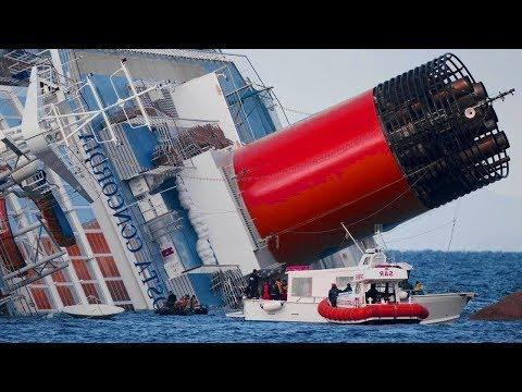 Top 10 BEST Ship Crash Compilation 2019