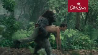 Old Spice | Подружись с гориллой